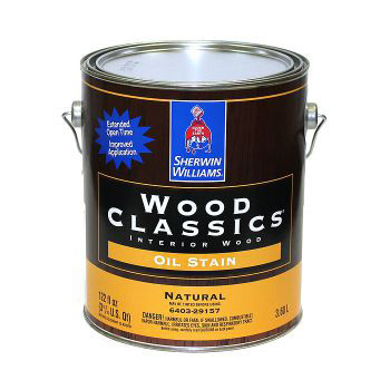 Interior Stain wood classics - Sherwin-Williams 3,8 литра
