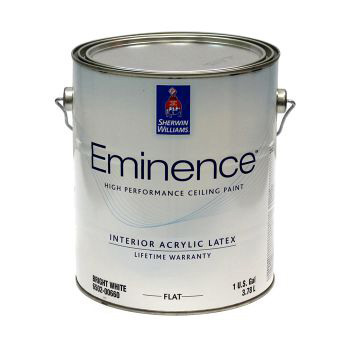 Eminence High Performance Celling Paint - Sherwin-Williams 3,8 литра