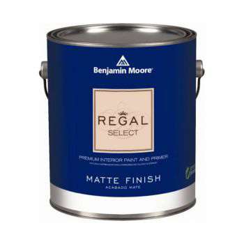 Regal Select Matte Finish - Benjamin Moore 548. 3,8 литра