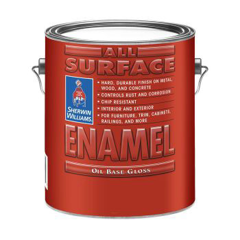 All Surface Enamel Oil Base - Sherwin Williams 3,8 литра