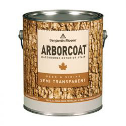 Arborcoat Semi Transparent - Benjamin Moore 638