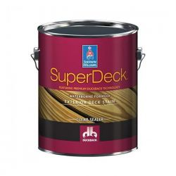 SuperDeck Clear Sealer - Sherwin-Williams 3,8 литра