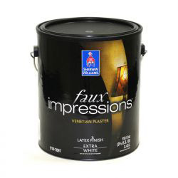 Faux Impressions Venetian Plaster - Sherwin Williams 3,43 литра