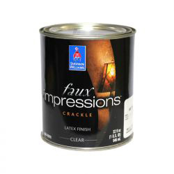 Faux impressions Crackle - Sherwin Williams 0,95 литров