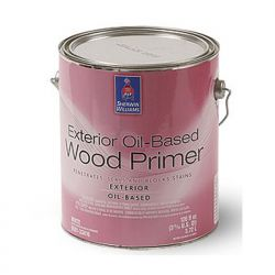 Exterior oil-based wood primer - Sherwin Williams 3,8 л