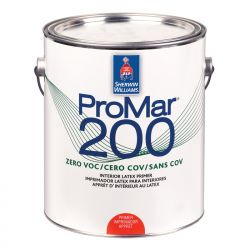 ProMar 200 Zero VOC Interior Latex Primer - Sherwin-Williams 3,8 литра