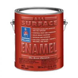 All Surface Enamel Oil Primer - Sherwin-Williams 3,78 литра
