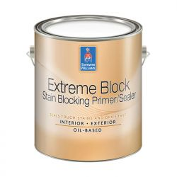 Extreme block stain bloking primer nad sealer - Sherwin-Williams 3,8 литра