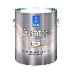 Duration Exterior Acrylic Latex - Sherwin-Williams 3,8 литра