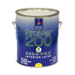 ProMar 200 Interior Latex Flat - Sherwin Williams