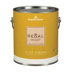Regal Select Flat Finish - Benjamin moore 547. 3,8 литра