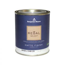 Regal Select Matte Finish - Benjamin Moore 548. 0,95 литра