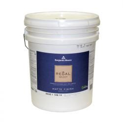 Regal Select Matte Finish - Benjamin Moore 548. 18,9 литра