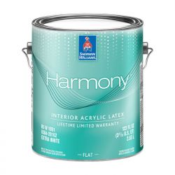 Harmony interior akrylic latex - Sherwin-Williams 3,8 литра