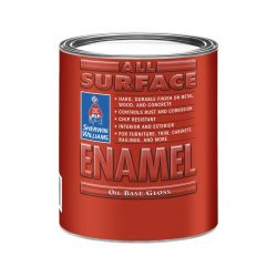 All Surface Enamel Oil Base - Sherwin Williams 0,95 литра