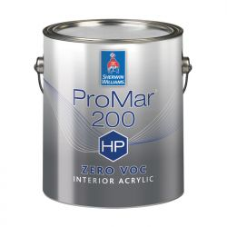 ProMar 200 High Performance Low Gloss Eg-Shel - Sherwin-Williams 3,8 литра