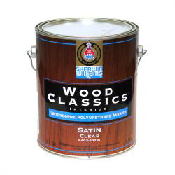 Wood Classics Waterborne Polyurethane Varnish - Sherwin-Williams 3,8 литра