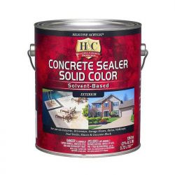 H&C Silicone Acrylic Concrete Sealer - Sherwin-Williams 3,8 литра